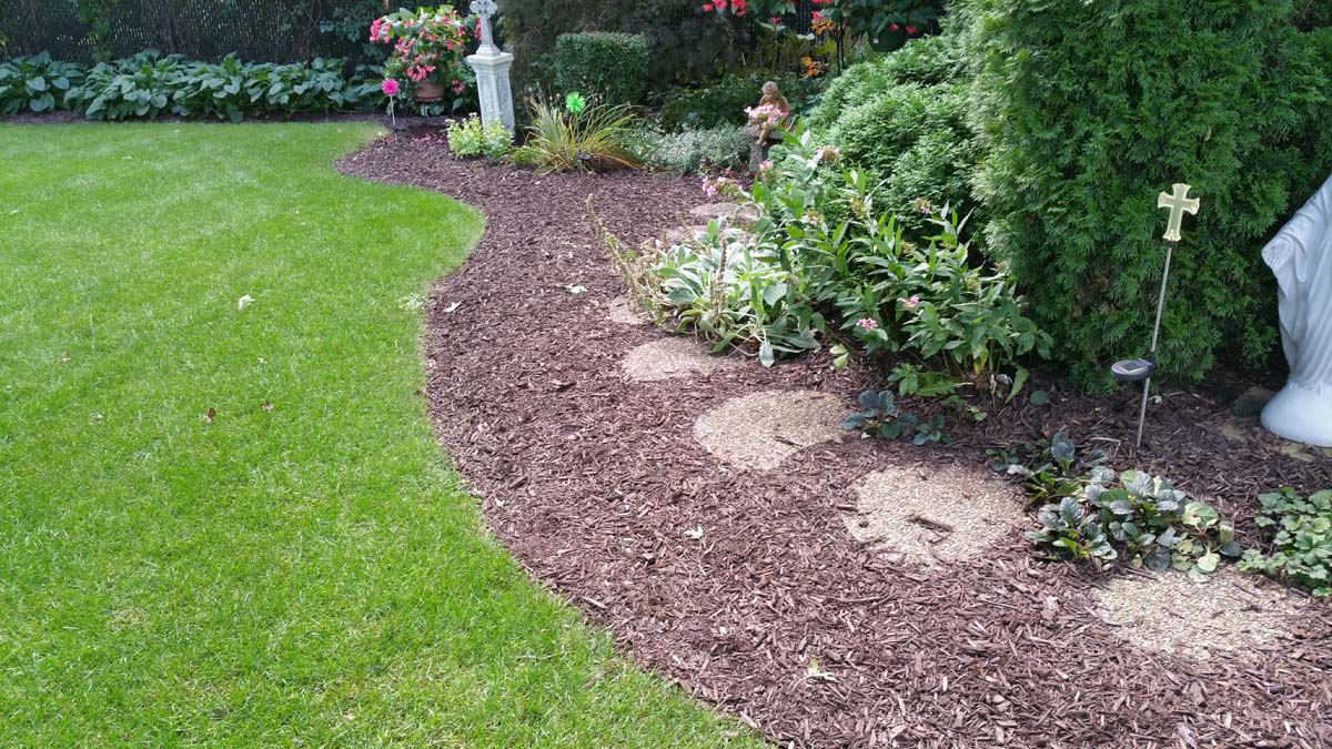 Brown Mulch Kenosha
